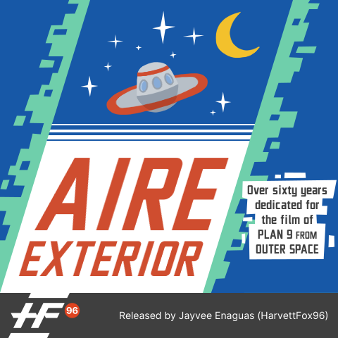Font preview for Aire Exterior