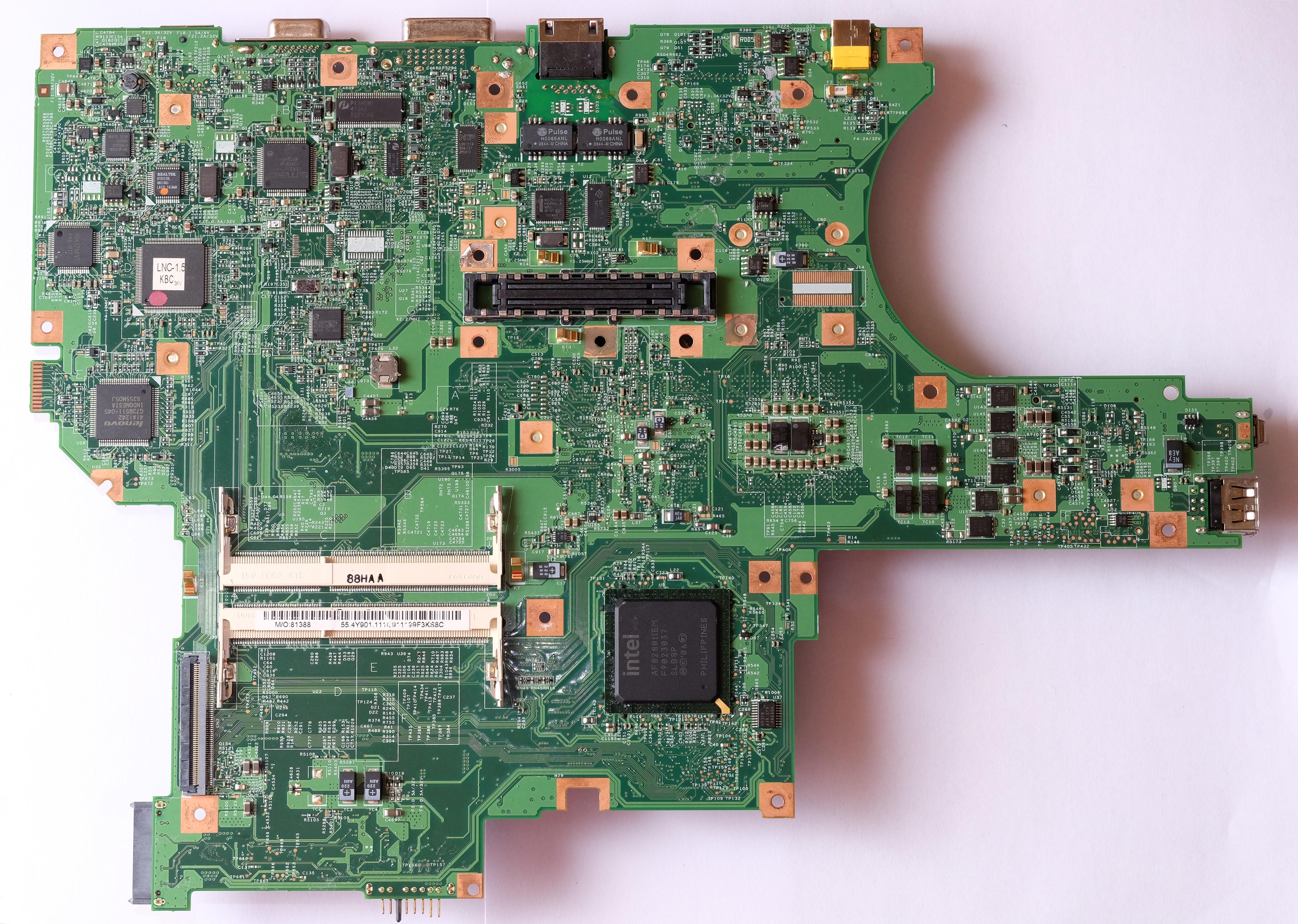 Lenovo thinkpad W700ds - NotABug org: Free code hosting